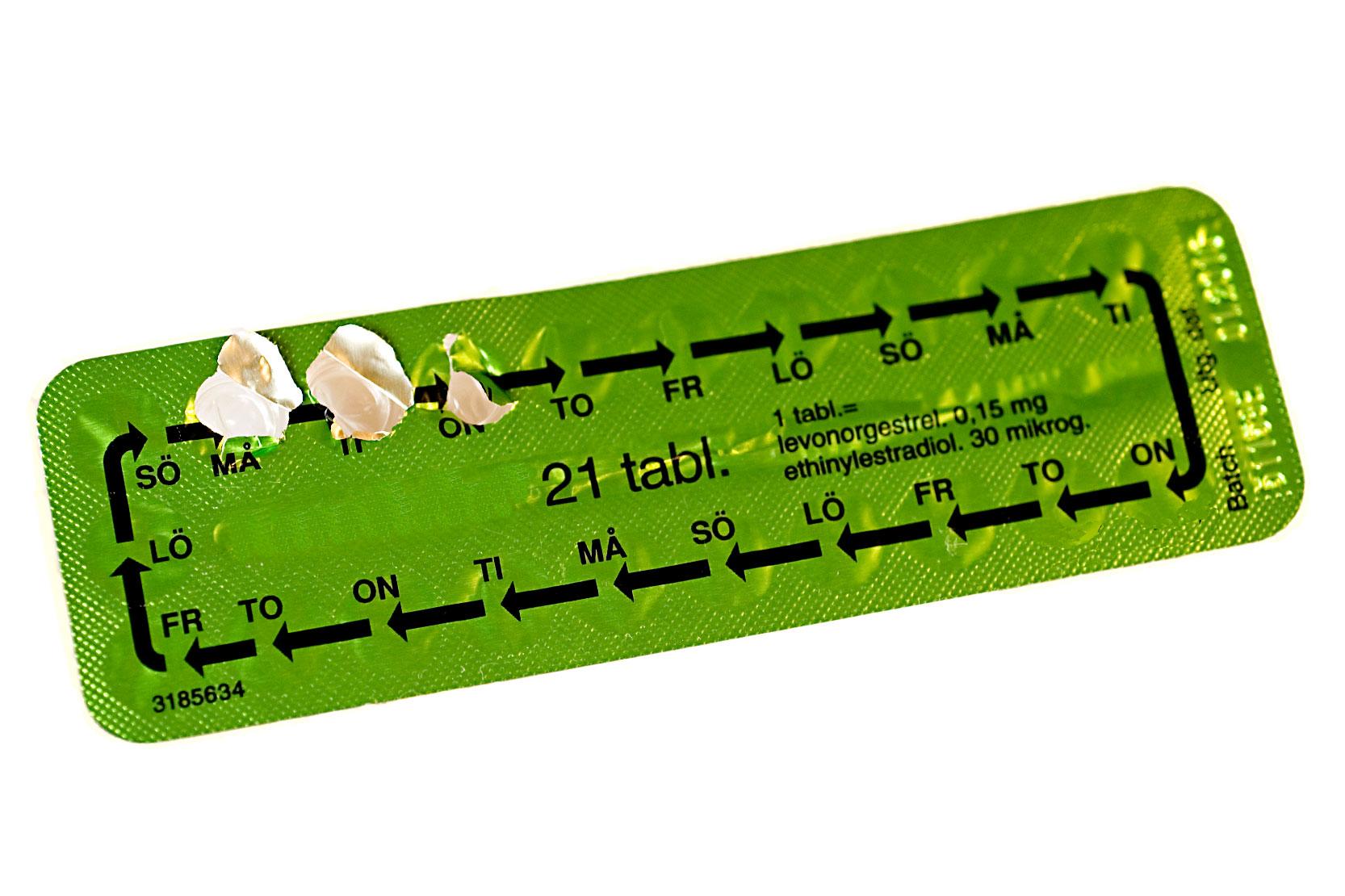 kostar p piller