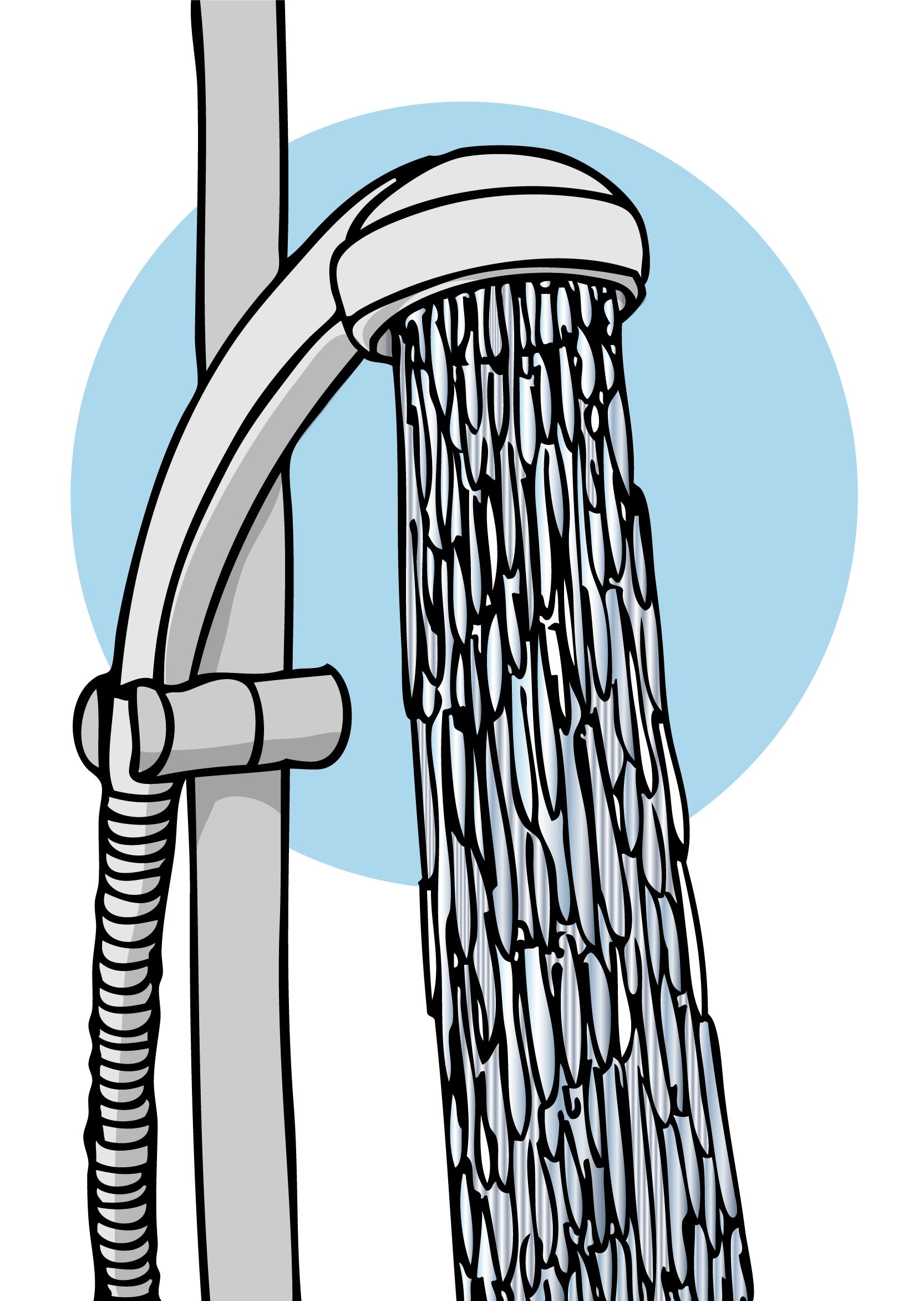 rinner vätska ur underlivet