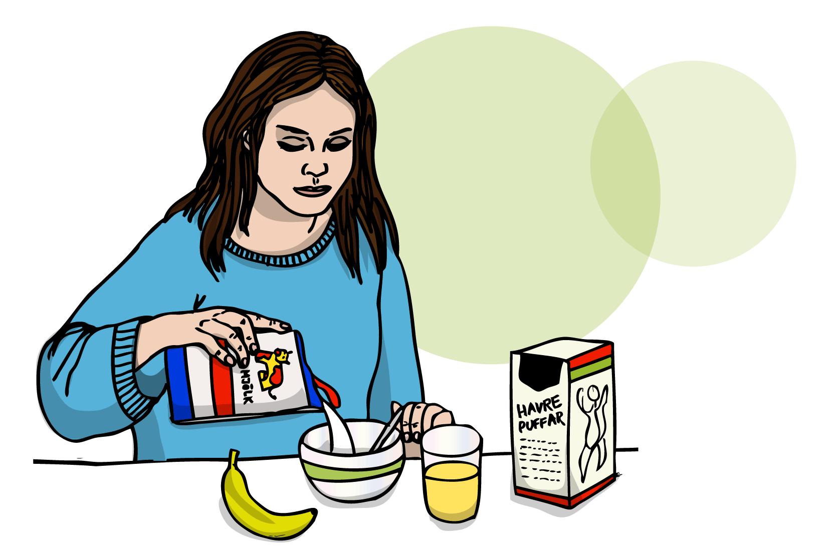 Kvinnorna kan inte laga mat heller
